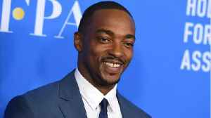 News video: Anthony Mackie Says 'Avengers' Final Fight Sequence Was 25 Pages