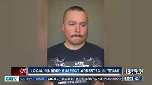 News video: Anthony Wrobel arrested in Texas