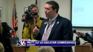 News video: Pruitt Resigns as commissioner