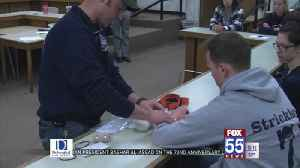 News video: Students, staff receive one of a kind trauma training at Bellmont High School
