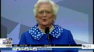 News video: The Lowcountry Remembers Barbara Bush