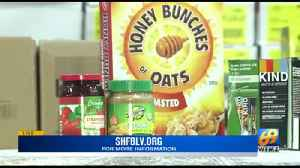 News video: VIDEO Food Truck Food Drive: What to donate