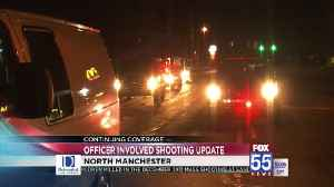 News video: North Manchester officer justified in deadly shooting