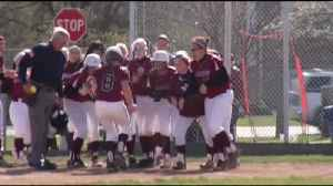 News video: Bangor routs Palisades in softball