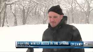 News video: Seasonal affective disorder continues into the spring