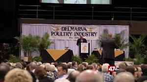 News video: poultry banquet