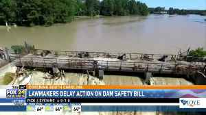 News video: Lawmakers Delay Action on SC Dam Safety Bill