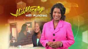 News video: Midmorning With Aundrea - April 19, 2018