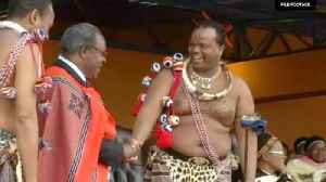 News video: Africa's last absolute monarch renames Swaziland as 'eSwatini'