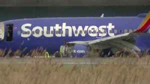 News video: Forced inspections for engines used in Southwest explosion