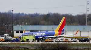 News video: FAA orders investigations after Southwest engine blade showed signs of metal fatigue