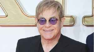News video: Elton John Biopic Taps 'Kingsman' Co-Star