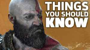 News video: God Of War - 6 Tips You Should Know Before You Play