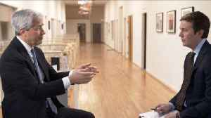 News video: Jamie Dimon sits down with Jeff Glor: JP Morgan Chase CEO on Russia, China and 2020