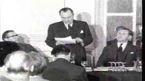 News video: Enoch Powell's 'Rivers of Blood' speech: 50 years on