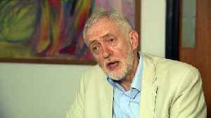 News video: Corbyn calls for May to end Windrush immigration legislation