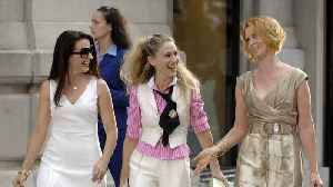 News video: Sarah Jessica Parker Talks Cynthia Nixon's Political Run