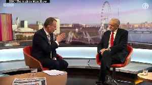 News video: Jeremy Corbyn: we need 'war powers act'  to hold government to account - video