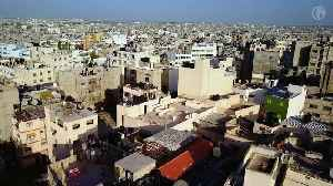 News video: Cities at war: how Gaza is bracing for the next blow – video