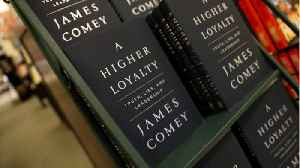 News video: Amazon Limits Reviews On James Comey's New Book