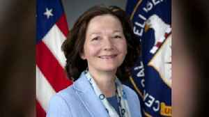 News video: CIA declassifies report on Gina Haspel that clears her in destruction of waterboarding tape