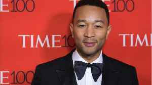 News video: John Legend Says He's Inspired By Beyonce