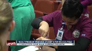 News video: Summer program offers road map to medical school for Bay Area children