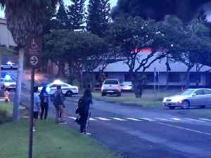 News video: Large Fire Causes Campus-Wide Power Outage at University of Honolulu