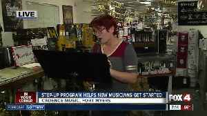 News video: Local program helps young, aspiring musicians - 7am live report
