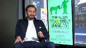 News video: 'The Man Who Stole Banksy' tells Middle East street art tale