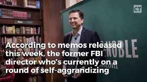 News video: Comey Memo: He Told Trump the Dossier Was Trash, But Still Used It for FISAC Apps