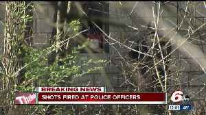 News video: Shots fired at Lawrence police officer after traffic stop