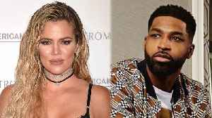 News video: Khloe Kardashian & Tristan NOT Living Together + Cheating AFFECTING His Career?