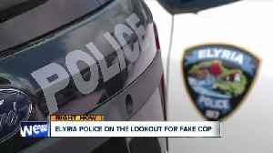 News video: Elyria police concerned fake cop who robbed man at gunpoint could strike again