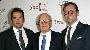 News video: The Murdochs Hit The Bank In Disney-Fox Deal