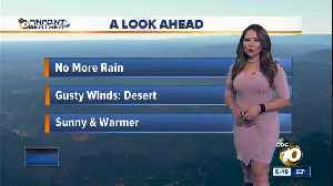News video: 10News Pinpoint Weather with Meteorologist Angelica Campos