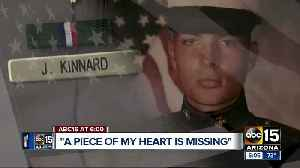 News video: MCSO Officer death: Fiancee of officer shot, killed by Gilbert police speaks