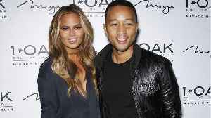 News video: John Legend Shares Thoughts On His Second Baby