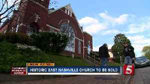 News video: East Nashville Church Could Become Boutique Hotel