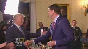 News video: Comey Memos Detail Trump's Comments On Russia, Reservations About Flynn