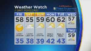 News video: CBS 2 Weather Watch (10 PM, April 19, 2018)