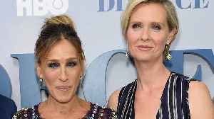 News video: Sarah Jessica Parker Praises 'Extraordinarily Bright' Cynthia Nixon Running for New York Governor (Exclusive)