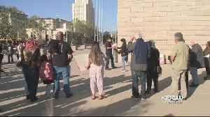 News video: Activists Call for Help for Homeless San Jose State Students