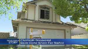 News video: Firefighters Treating North Sacramento House Fire As Suspicious