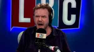 News video: The Brexit Caller That Left James O'Brien Screaming In Frustration