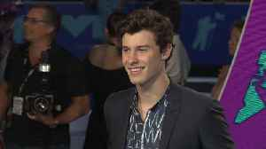 News video: Shawn Mendes turns to therapy to help control anxiety issues