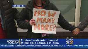 News video: Student Walkouts Planned At Multiple Pittsburgh-Area Schools