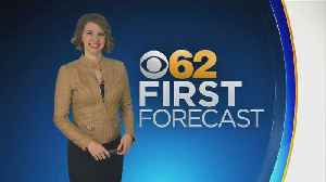 News video: First Forecast Weather April 20, 2018 (Today)