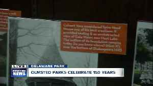 News video: Buffalo Olmsted Parks celebrates 150 years