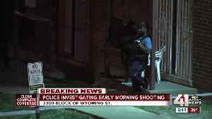 News video: Man shot multiple times at apartment on Wyoming Street